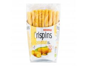 Tyčinka kukuřičná Crispins bezlepková 50 g BIO EXTRUDO