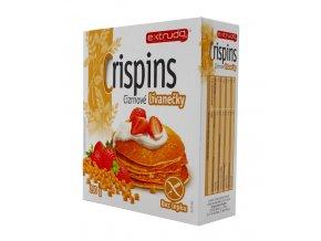 Lívanečky cizrnové Crispins bezlepkové 250g BIO EXTRUDO