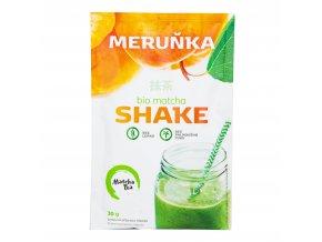 Matcha shake meruňka bezlepkový 30 g BIO AMYLON