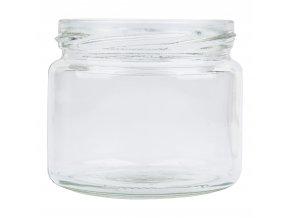 Sklenice pro bezobal (bez víčka) 330 ml