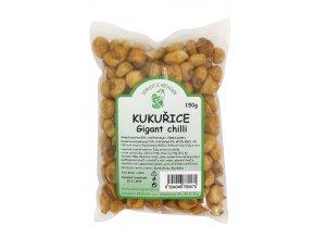 Zdraví z přírody s.r.o. Kukuřice chilli 150g ZP....