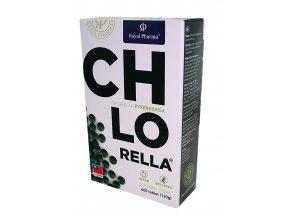 Royal Pharma s.r.o. Chlorella 600 tbl. Royal Pharma