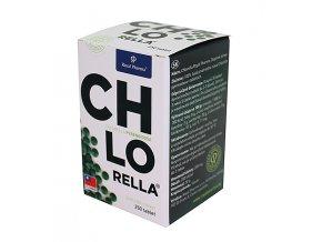Royal Pharma s.r.o. Chlorella 250 tbl. Royal Pharma
