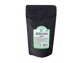 Zelená káva mletá 200g ZP
