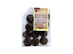 Datlové bonbony Kakao-vanilka 45g Brikli