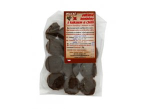 Z Datlové bonbony Kakao-chilli 45g Brikli***