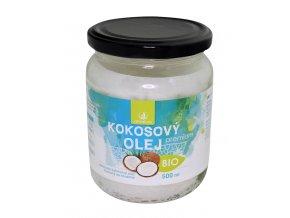 Kokosový olej panenský 500ml Allnature
