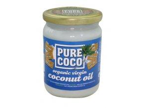 Kokosový olej BIO 500ml Pure Coco
