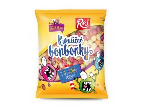 REJ s.r.o. Kukuřičné bonbonky 20g REJ