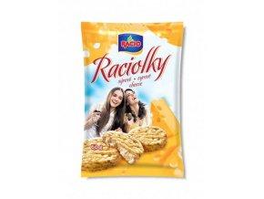 RACIO, s.r.o. Raciolky sýrové 60g Racio