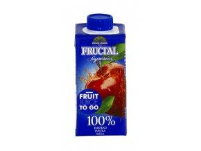 FRUCTAL Fructal superior jablko 0,2 l 100%