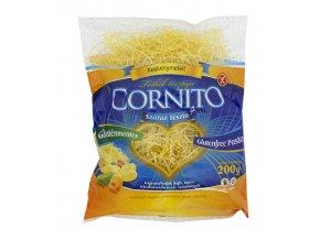 Těstoviny pol. nudle bezlepkové 200g Cornito(105)
