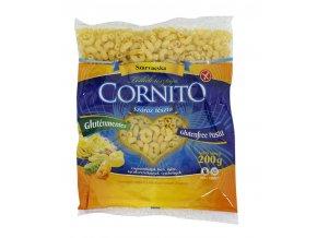 Těstoviny kolena bezlepkové 200g Cornito