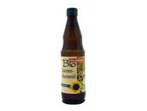Olej slunečnicový za stud.lis. BIO 500ml Rinatura