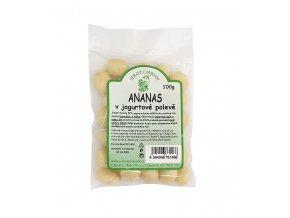 Zdraví z přírody s.r.o. Ananas v jogurtu 100g ZP