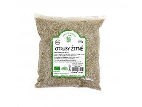 Zdraví z přírody s.r.o. Otruby žitné 250g EKO ZP