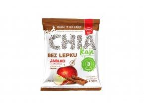 Chia jablko se skořicí KAŠE - sáček 65g Semix