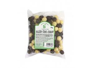Zdraví z přírody s.r.o. Kukuřičné kuličky-čoko, jogurt 70g