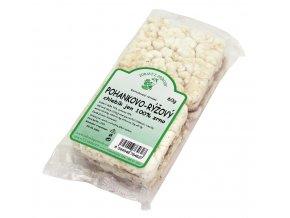 Zdraví z přírody s.r.o. Chlebík pohankovo-rýžový 60g