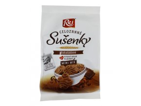 REJ s.r.o. Sušenky cel. mini čokoládové SÁČEK 190g REJ