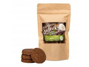 Sušenky špaldové s karobem a kokosem 100 g MADHURÍ