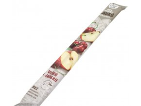 Ovocná trubička LAVAŠ višeň/jablko 140g Nara Natur