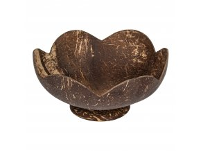 Miska kokosový ořech - květinový tvar 250 ml HEDSOR