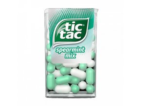 Tic tac TIC TAC spearmint MIX
