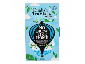 Čaj Cestovní balení pro pány 8 sáčků BIO ENGLISH TEA SHOP