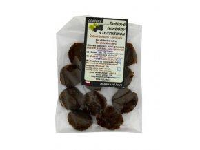 Datlové bonbony Ostružina 45g Brikli