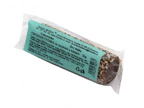 MOPEKA Kokos. tyčinka-sez.,kakao 50g Mopeka