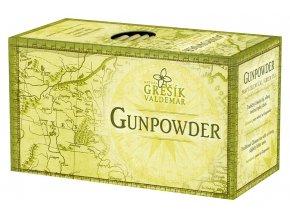 Grešík Gunpowder 20 x 2,0 g