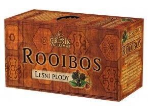 Grešík Rooibos Lesní plody 20 x 1,5 g