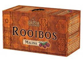 Grešík Rooibos Malina 20 x 1,5 g