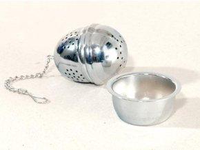 Grešík Čajnítko Vajíčko malé a tácek na odložení