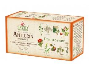 Grešík Antiurin 20 x 1,2 g
