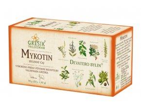 Grešík Mykotin 20 x 1,5 g