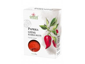 Grešík Paprika uzená sladká mletá 30 g