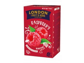 London Fruit & Herb Raspberry Rendezvous