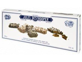 Jules Destrooper Chocolate Biscuits & Crispy Rice