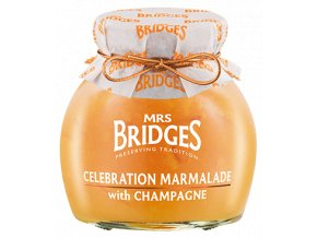 Mrs Bridges Celebration Marmalade & Champagne