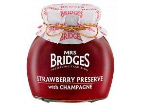 Mrs Bridges Strawberry & Champagne