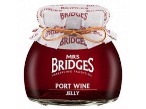 Mrs Bridges Port Wine Jelly