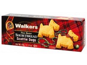 Walkers Scottie Dog Shortbread
