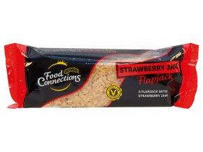Flapjack Strawberry Jam Flapjack