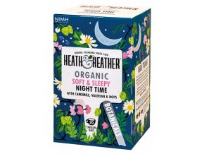 Heath & Heather H&H Organic Relaxing Night Time