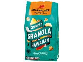 Mornflake Crunchy Granola Hawaiian