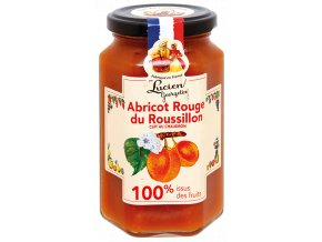 Lucien Georgelin Apricot Preserve 100% Fruits