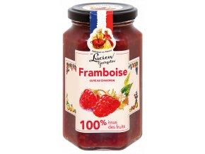 Lucien Georgelin Raspberry Preserve 100% Fruits