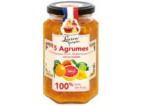 Lucien Georgelin Citrus Marmalade 100% Fruits